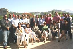 Kurs in Santiago de Chile