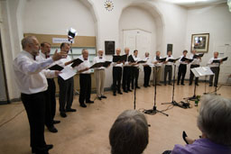 Singende Professoren