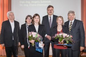 Preisverleihung des Kurt-Beyer-Preises. Foto: UVS