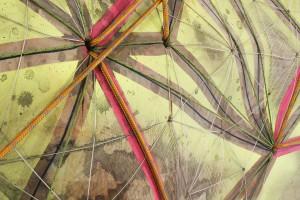 Topografie Triangulirung - Detail_Birgit Schuh