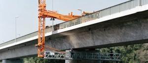 Brückenprüfung in Aktion (Quelle: VFIB)
