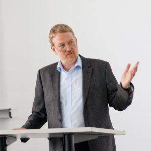 Prof. Michael Kaliske. Foto: Ulrich van Stipriaan