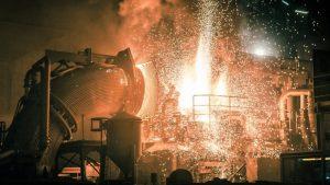 Stahlwerk Thüringen  (Foto zur Verfügung gestellt vom Stahlwerk Thüringen)