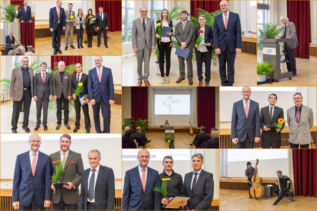 Impressionen vom Tag der Fakultät 2016 (Fotos: Ulrich van Stipriaan)