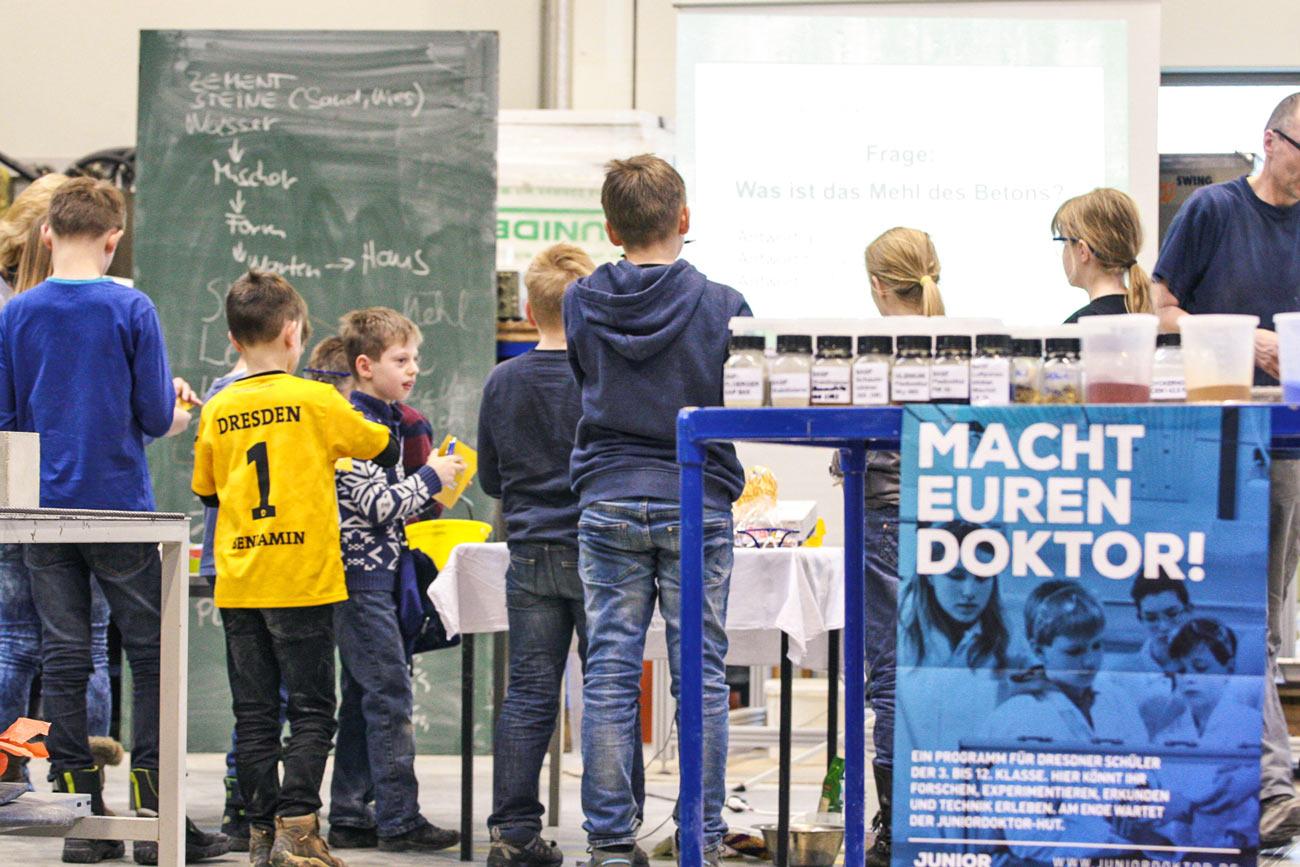 Juniordoktor 2017 TU Dresden Bauingenieurwesen #lndwdd