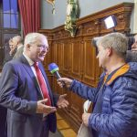 Prof. Manfred Curbach im Interview für MDR Sachsenspiegel