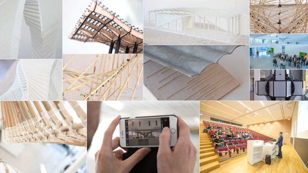 Line Geometry for Lightweight Structures International - Summer School 2018