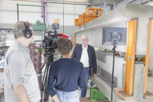 SPIEGEL Online zu Gast im Otto-Mohr-Laboratorium
