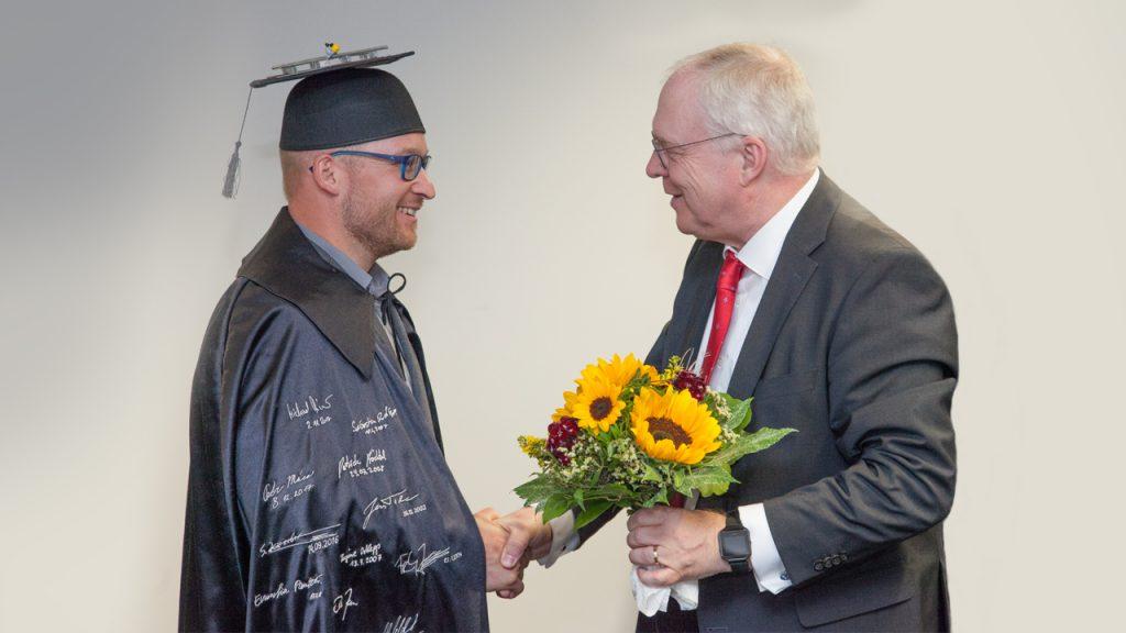 Promotion Matthias Quast